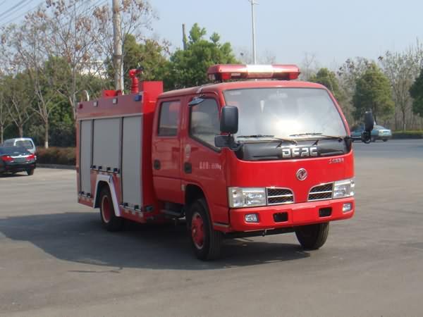 江特牌JDF5071GXFSG20A型水罐ballbet体育官网