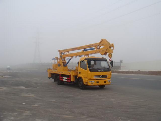 国五东风多利卡18米高空作业车(单排)