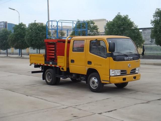 江特牌JDF5040JGK10DFA4型高空作业车