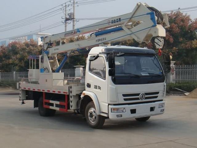 江特牌JDF5070JGKF4型高空作业车