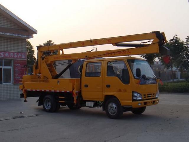 江特牌JDF5051JGKQ4型高空作业车