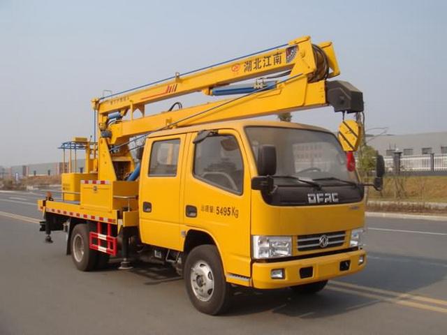 国五东风14米高空作业车