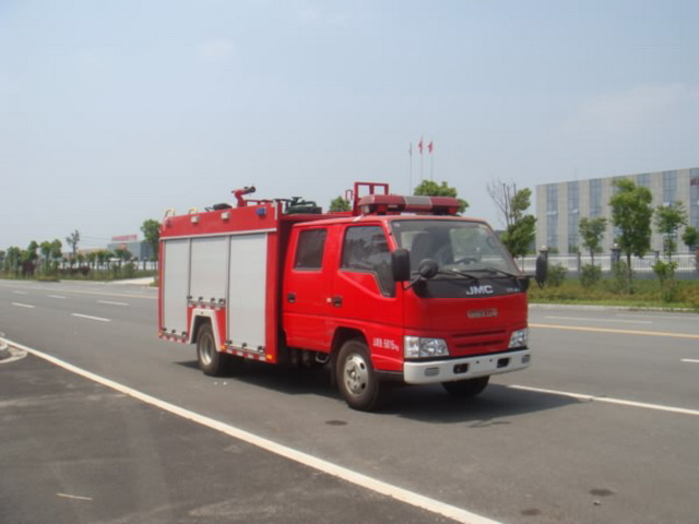 江特牌JDF5065GXFSG15/A型水罐ballbet体育官网