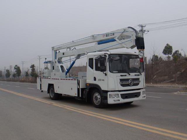 国五东风D9 22米高空作业车