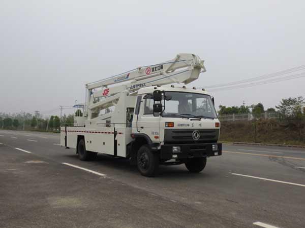国五东风24米高空作业车