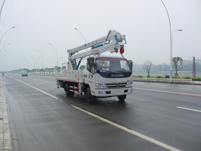 江特牌JDF5070JGKB4型高空作业车
