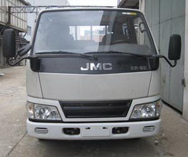 江特牌JDF5050JGK16JK4型高空作业车