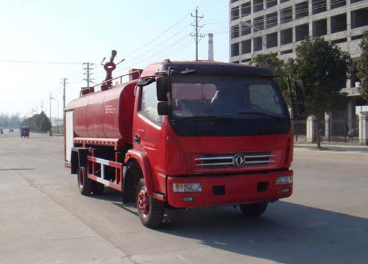 江特牌JDF5110GPSL5型绿化喷洒车