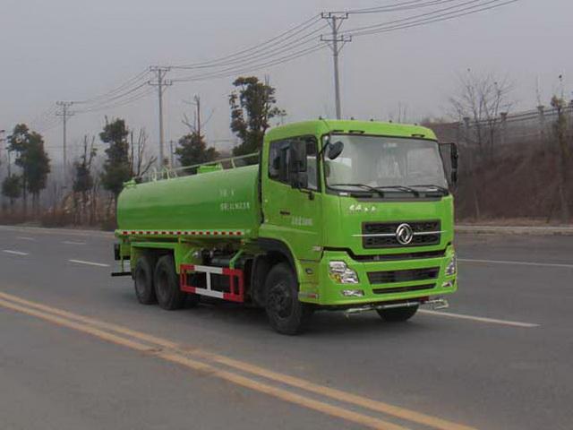 江特牌JDF5250GPSDFL5型绿化喷洒车