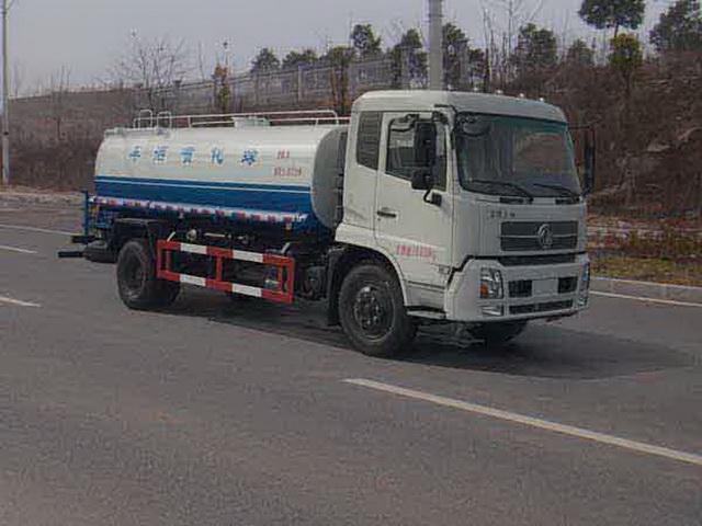 江特牌JDF5160GPSDFL5型绿化喷洒车