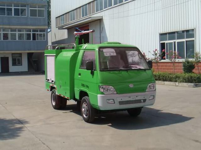 江特牌JDF5040GPSB4型绿化喷洒车