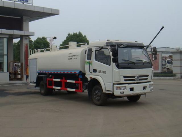 江特牌JDF5110GPSF4型绿化喷洒车