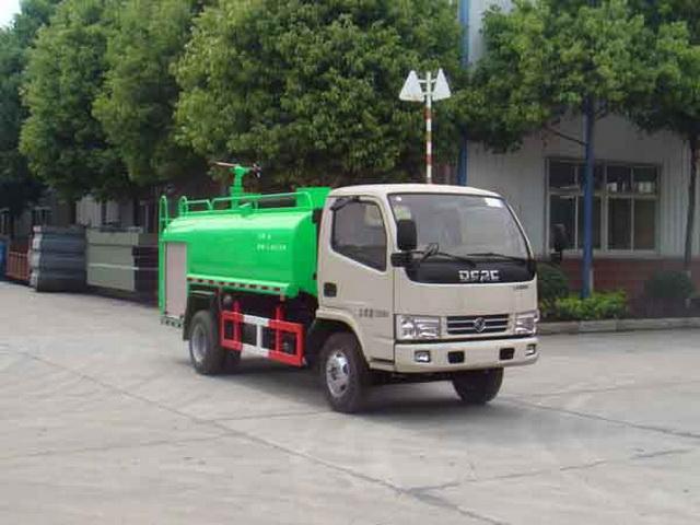 江特牌JDF5070GPSL5型绿化喷洒车