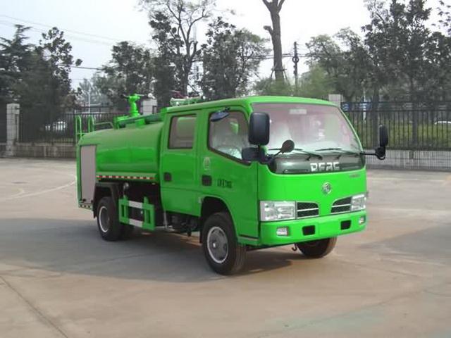 江特牌JDF5072GPSDFA4型绿化喷洒车