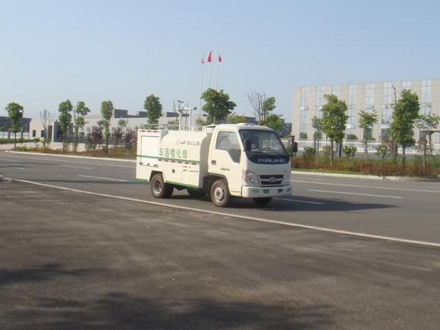 江特牌JDF5040GPSB5型绿化喷洒车