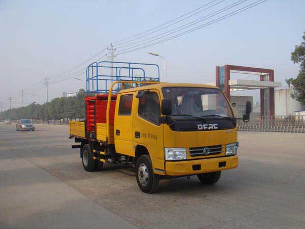 江特牌JDF5040JGK10E5型高空作业车
