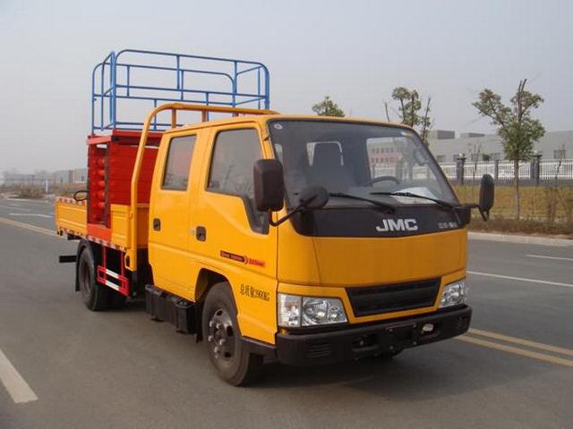 江特牌JDF5040JGK10J5型高空作业车