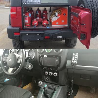 北汽越野器材ballbet体育官网|消防巡逻车