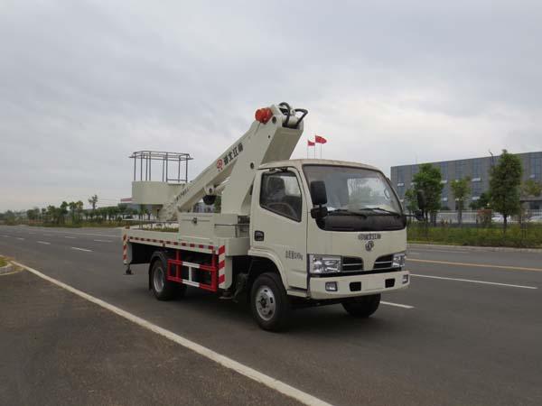 江特牌JDF5060JGK18L5S型高空作业车