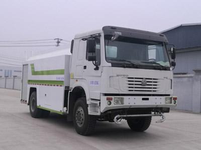 江特牌JDF5180GSSZ5型洒水车