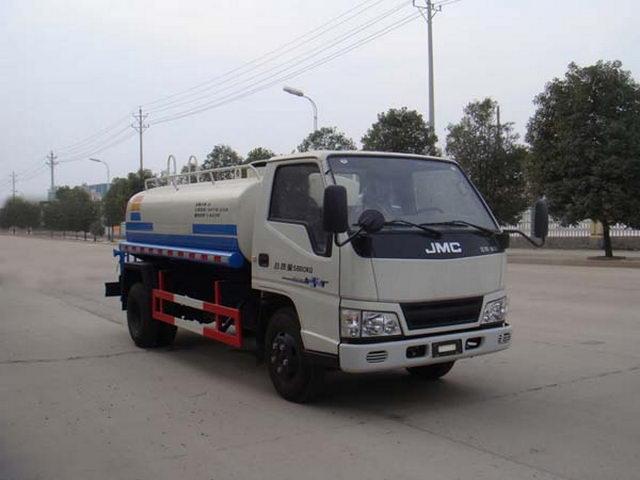 江特牌JDF5060GPSJ5型绿化喷洒车