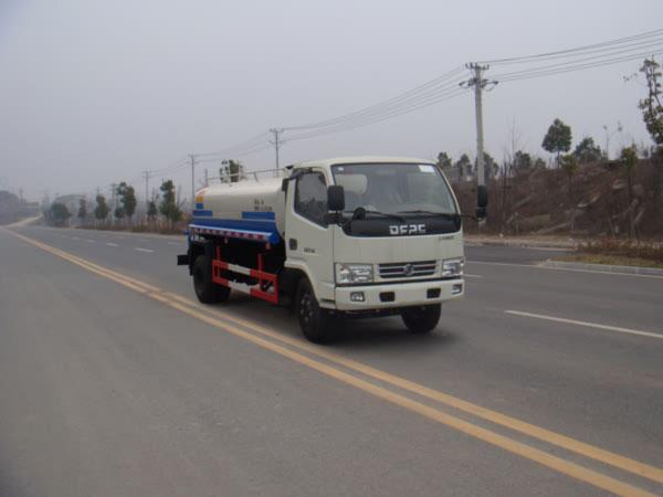 江特牌JDF5072GPSE5型绿化喷洒车