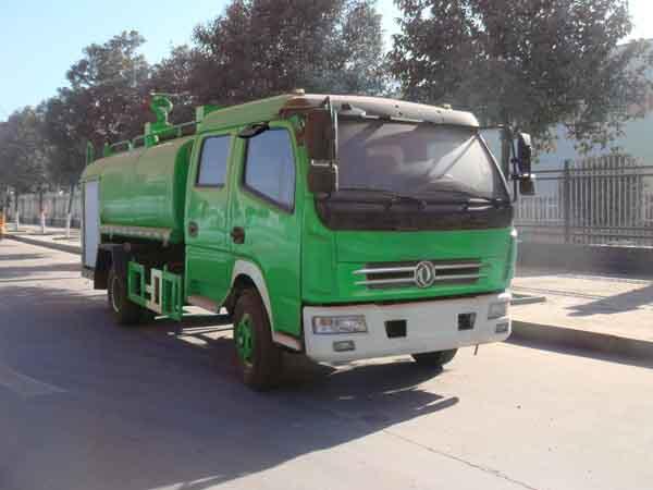 江特牌JDF5100GPSL5型绿化喷洒车
