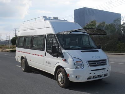 江特牌JDF5040XYBJ6型运兵车