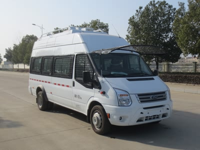江特牌JDF5041XYBJ5型运兵车