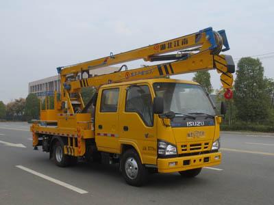 江特牌JDF5060JGK16Q6型高空作业车