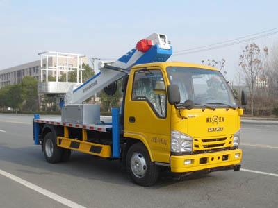 江特牌JDF5040JGK21Q6S型高空作业车
