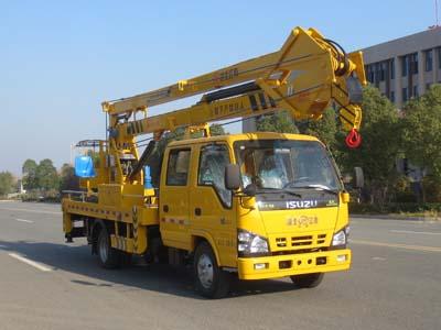 江特牌JDF5070JGK18Q6型高空作业车