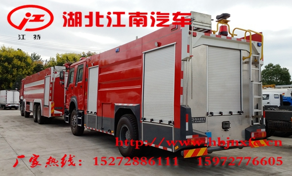 重汽豪沃16吨泡沫ballbet体育官网 国五 (4).jpg